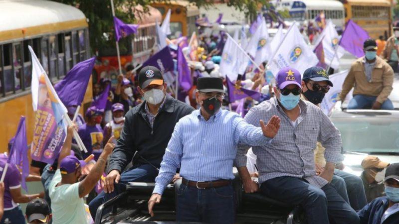 Danilo y Gonzalo recorren cuatro provincias en la recta final de la campaña