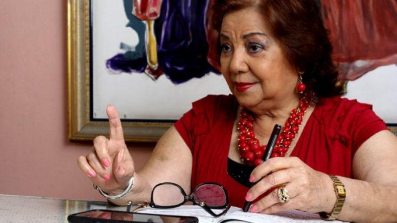 Fallece la diseñadora dominicana Mercy Jácquez