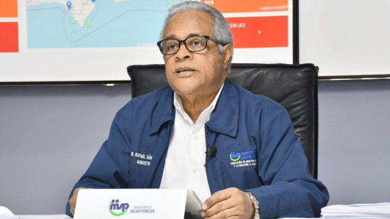 República Dominicana registra 819 casos nuevos de COVID-19; 17,904 recuperados y 120,742 descartados