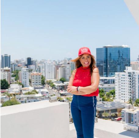 Sonya Pérez, primera mujer que aspira a presidir la Sociedad de Arquitectos