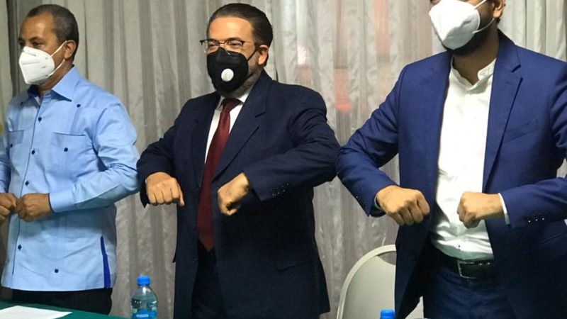 Alianza País presenta formalmente sus diputados electos.