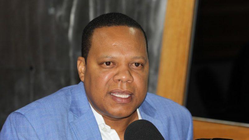 Alcántara reta calidad legal y moral a supuesta desafiliación de reformistas apoyaron a Luis Abinader