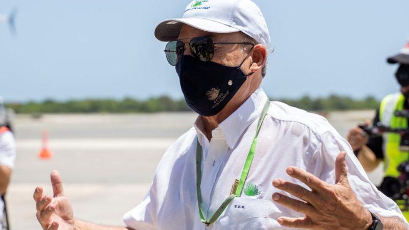 Rainieri: con visión y mucho trabajo pronto podremos recuperar el sector turístico
