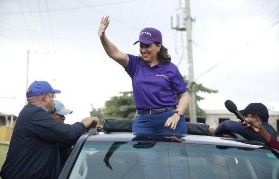 Margarita Cedeño: «Leonel fue muy machista al decir que no estoy a su nivel