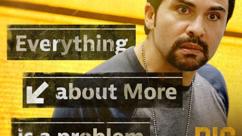 Manny Pérez, primer dominicano que protagoniza serie en Amazon