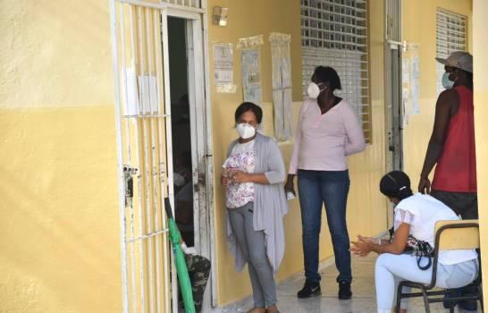 Pocos votantes en el centro electoral de Haras Nacionales a minutos del cierre
