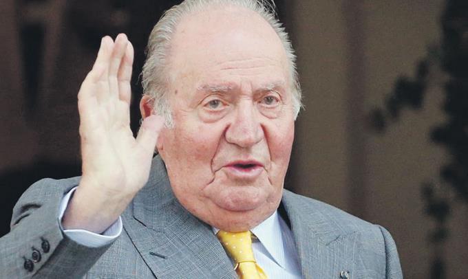 Sospechas sobre Juan Carlos I
