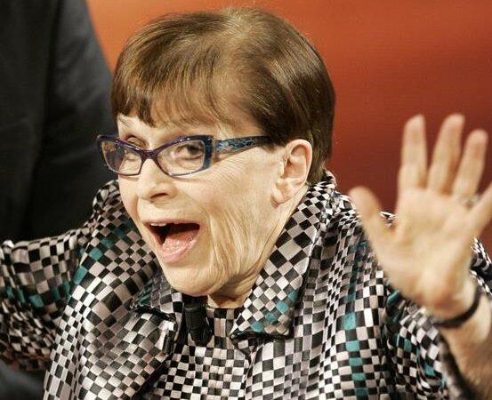 Fallece actriz italiana Franca Valeri