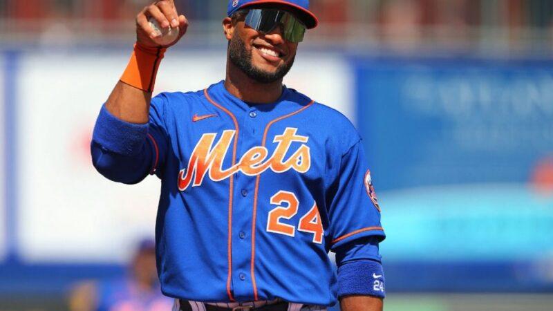 Robinson Canó está determinado a volver a juego con los Mets