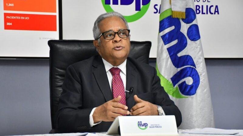Ministro llama a clínica suspendieron consultas ambulatorias retomar servicios