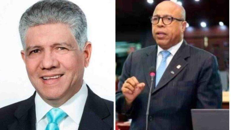 PRM recomienda a Eduardo Estrella y a Alfredo Pacheco presidencia cámaras