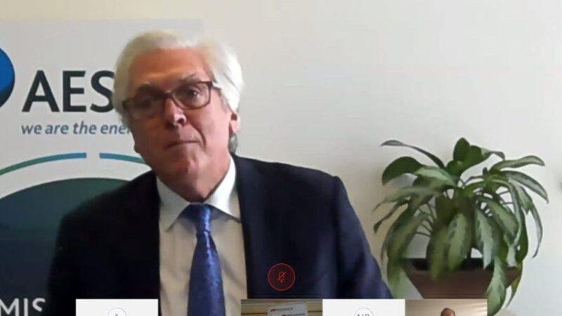 CEO de AES: alianzas público-privada facilitarán la recuperación económica