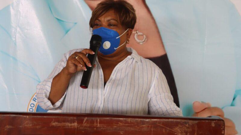 Diputada electa Lucrecia Leyba realiza encuentro de agradecimiento con dirigentes pertenecientes a su estructura política