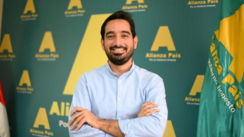 Diputado José Horacio Rodríguez será vocero del bloque de diputados de ALPAIS