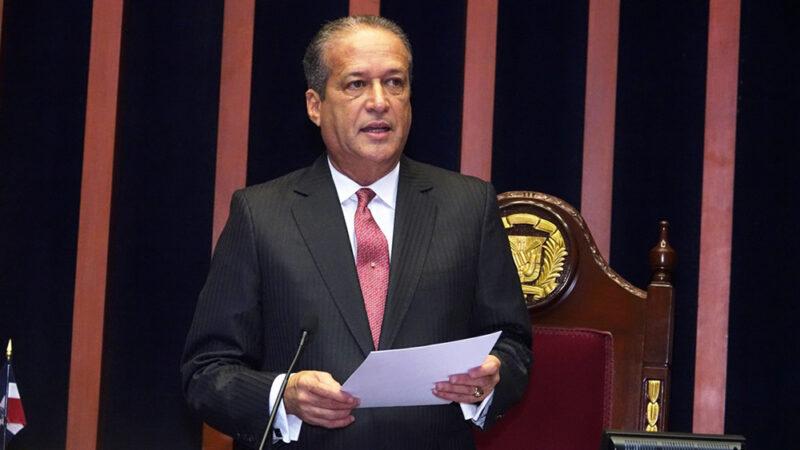 Reinaldo Pared Pérez resalta que la República Dominicana cuenta con un Congreso Nacional transformado y un Estado institucionalizado