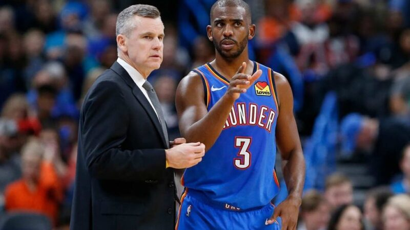 Entrenadores NBA eligen a Budenholzer y Donovan como los mejores de la temporada