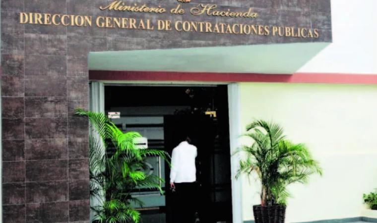 Contrataciones Públicas aclara información fue remitida oportunamente a la DIGEIG realizada a requerimiento de Gonzalo Castillo