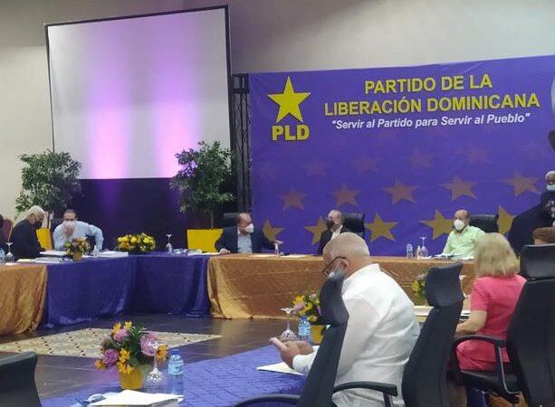 Sin la presencia de Gonzalo, se inicia reunión de Comité Político del PLD