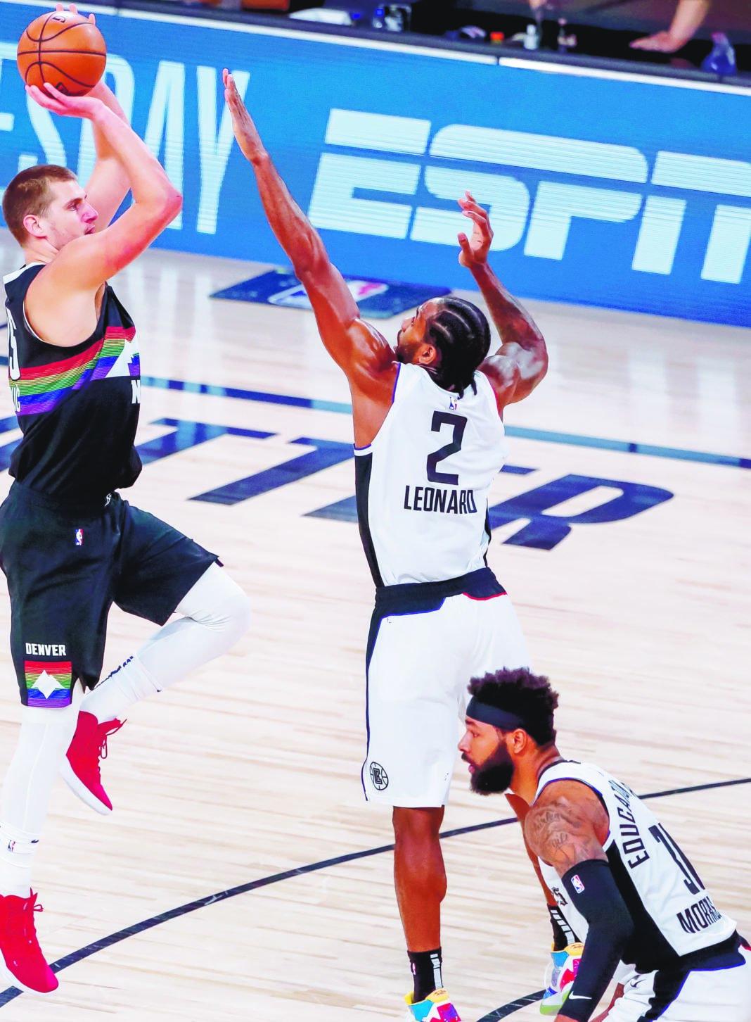 ¡HABRÁ SÉPTIMO JUEGO! Nuggets vencen a Clippers para igualar serie 3-3