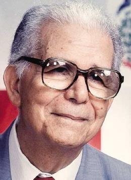 Hoy en la historia. Nace Joaquín Balaguer