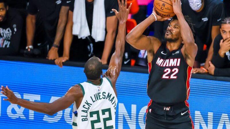 Miami se impone y coloca contra la pared a Milwaukee en los playoffs de la NBA