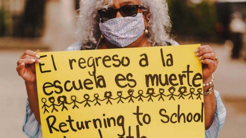 Activista dominicana advierte sobre peligro de reapertura de escuelas en Nueva York