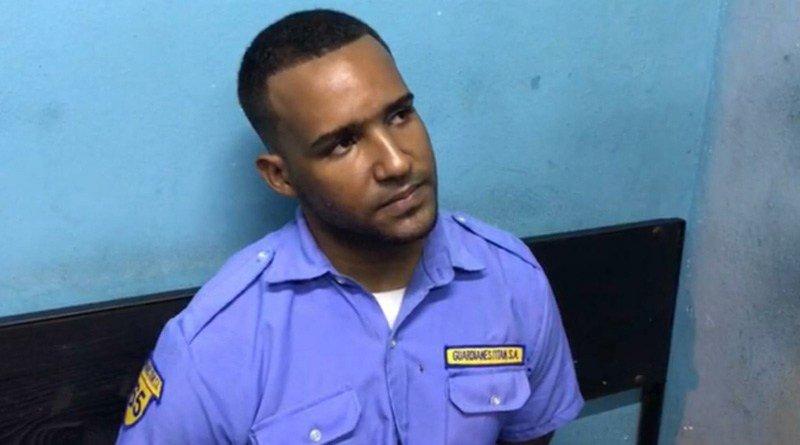 Dictan tres meses de prisión a empleado de seguridad que mató tres compañeros