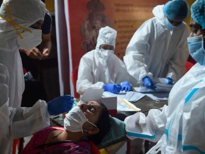 Coronavirus en RD | 615 casos nuevos y 13 muertos