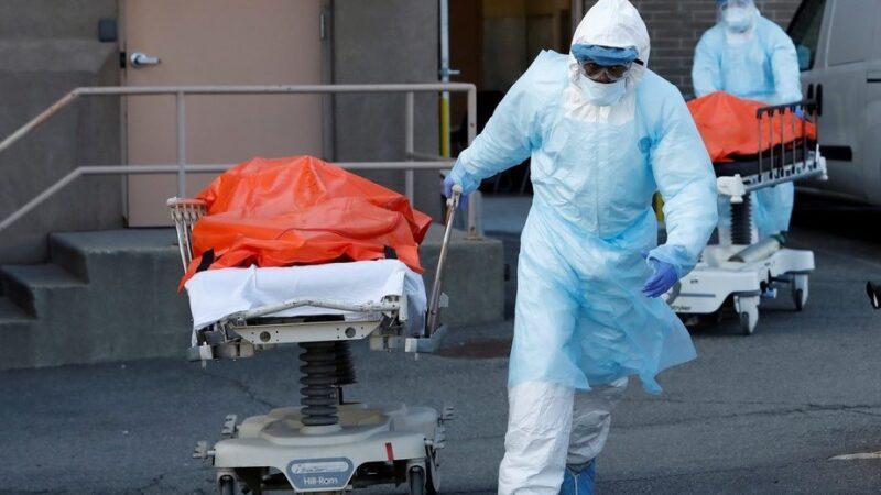 28 personas fallecieron por coronavirus en las últimas 24 horas