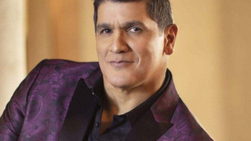 Eddy Herrera presentará sus éxitos en concierto virtual