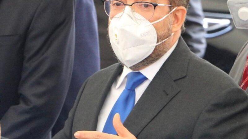 """Guillermo Moreno llama """"cara dura"""" a miembros del Comite Político del peledé."""