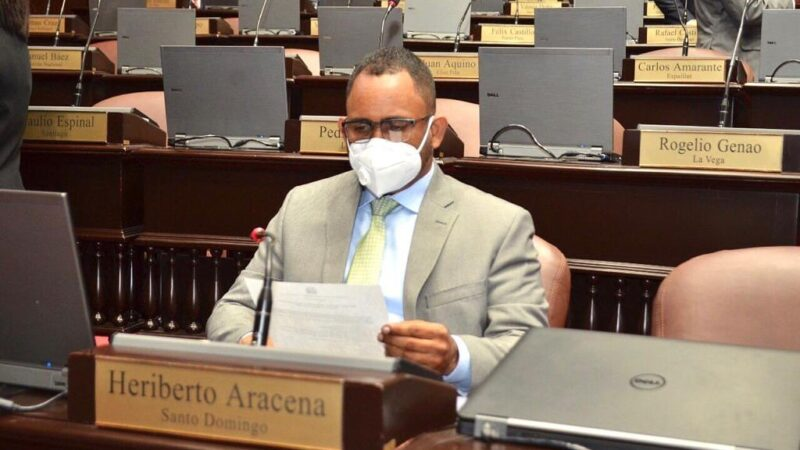 Diputado Aracena solicita al presidente Abinader  terminación de avenida Hípica en SDE