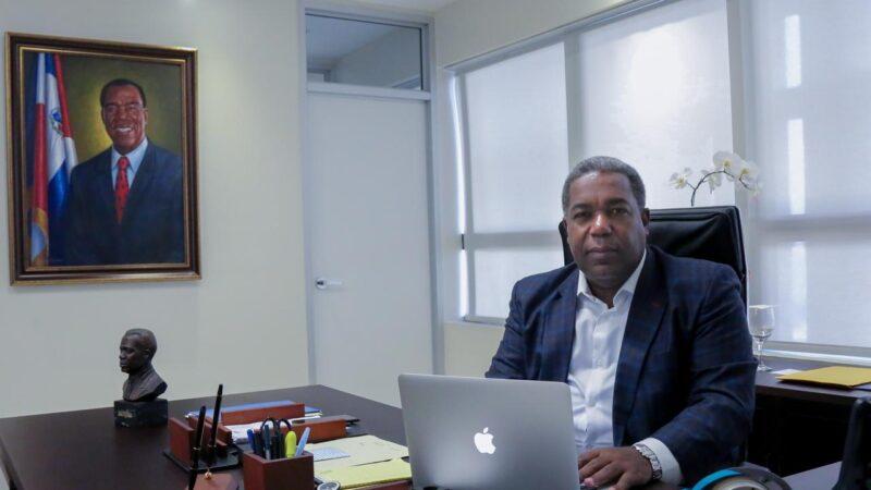 Francisco Antonio Peña (Tony) Coordinador de Gabinete de Política Social presenta declaración jurada de bienes
