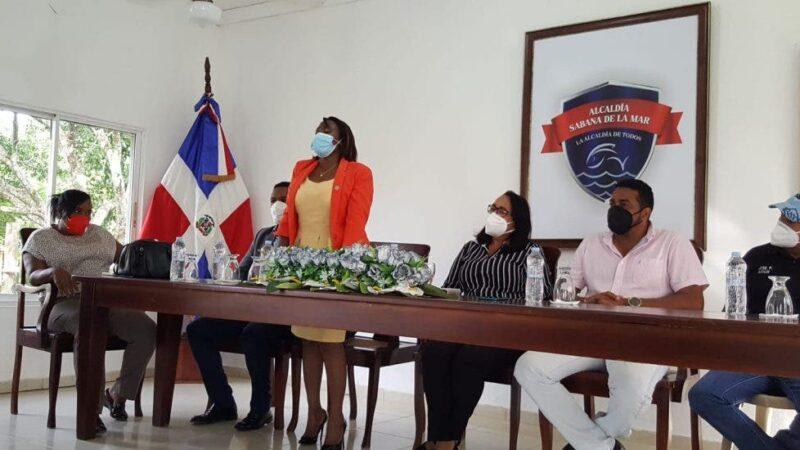 Juramentan al nuevo fiscal de Sabana de la Mar, en Hato Mayor