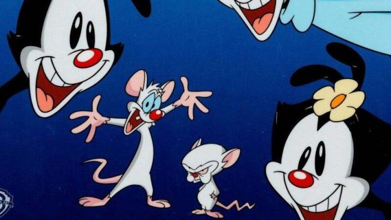 ¡Warner Bros se lanzan a conquistar el mundo! Pinky y Cerebro están de regreso
