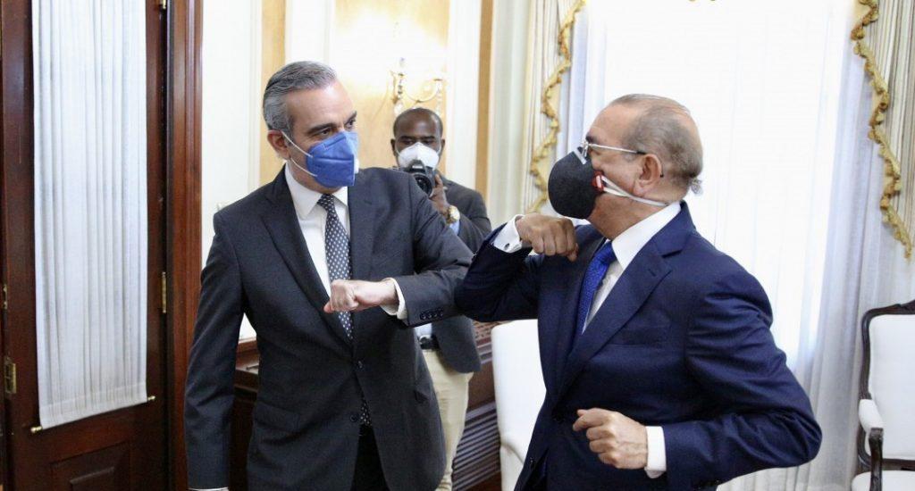 Danilo Medina participará en diálogo desarrollado por presidente Abinader ante pandemia