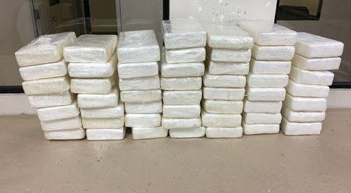 Capturan a tres dominicanos con 79 kilos de cocaína en playa de Puerto Rico