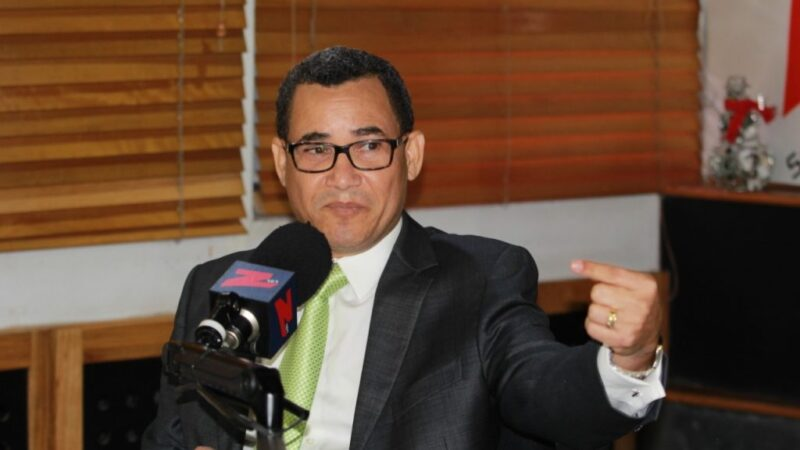 """No les fallaré"": Eddy Olivares sobre intenciones de presidir la JCE"