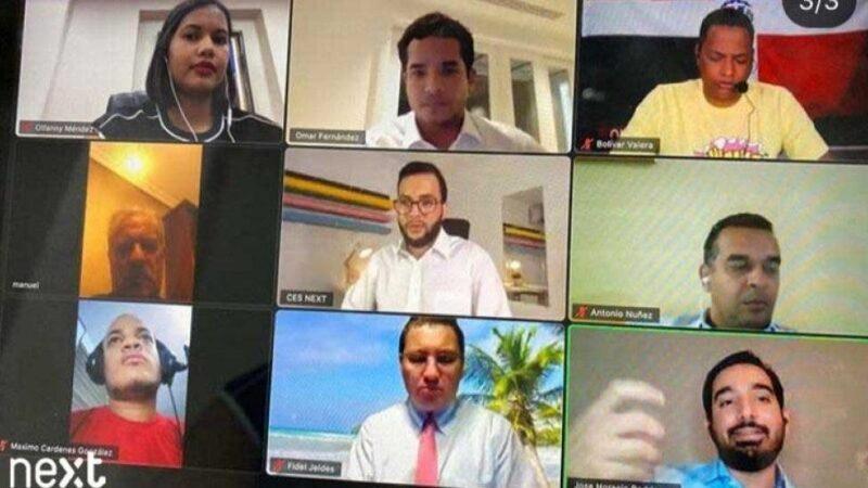 Denuncian sabotaje al debate de diputados jóvenes en el Foro Next Educación