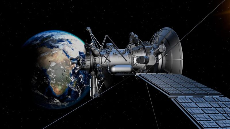 Rusia diseña el sistema satelital de navegación para la Luna
