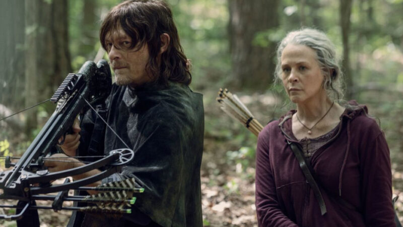 La serie televisiva «The Walking Dead» anuncia su final