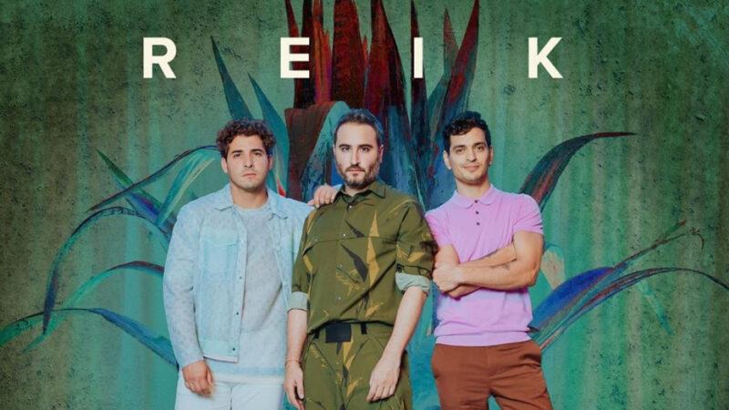 Reik rinde tributo a México con su nuevo álbum «De México»