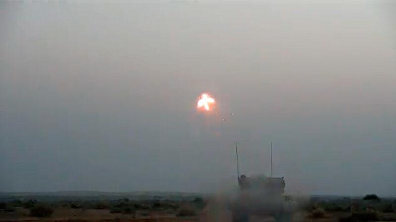 VIDEO: La India prueba con éxito un misil guiado antitanque de tercera generación de producción propia
