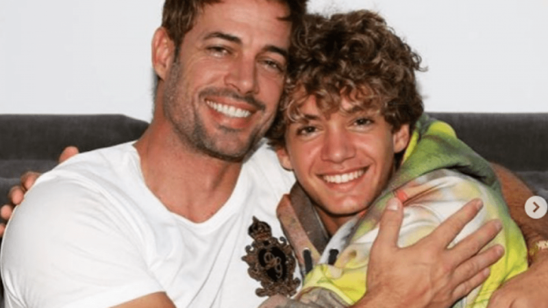 El hijo mayor de William Levy sale del hospital tras su grave accidente