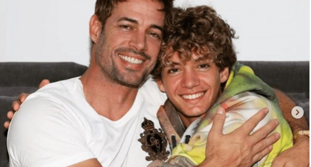El hijo mayor de William Levy sale del hospital tras su grave accidente
