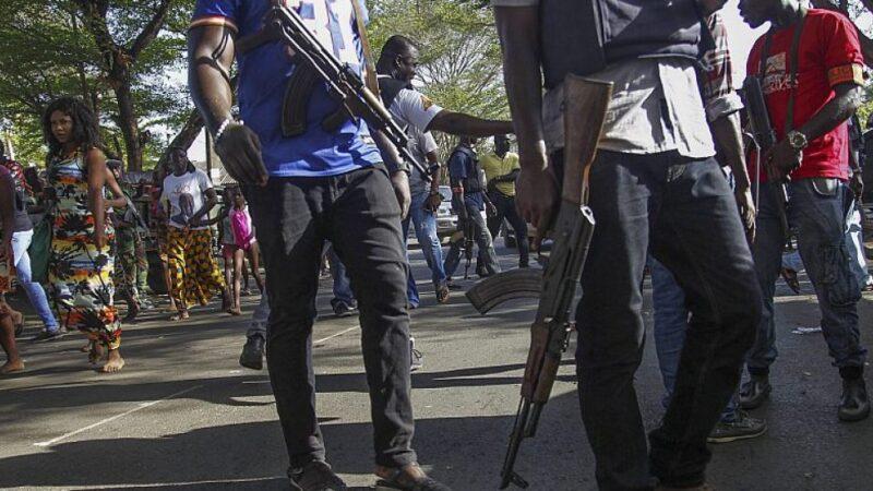 16 muertos en choques interétnicos previos a los comicios en Costa de Marfil