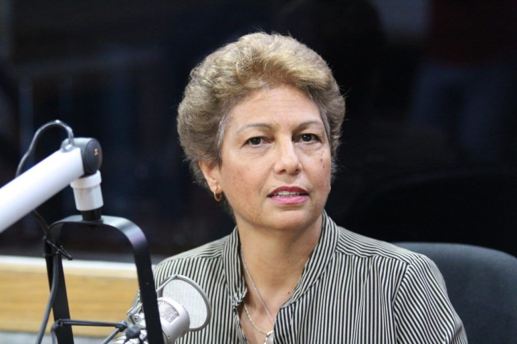 """Politóloga Rosario Espinal: """"Los funcionarios de Abinader, no saben lo que están haciendo"""""""