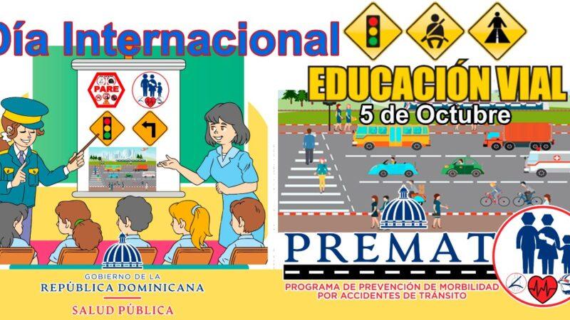 """MSP en """"Día Internacional de la Educación Vial"""" ratifica compromiso para la reducción de muertes y lesiones por accidentes tránsitos"""