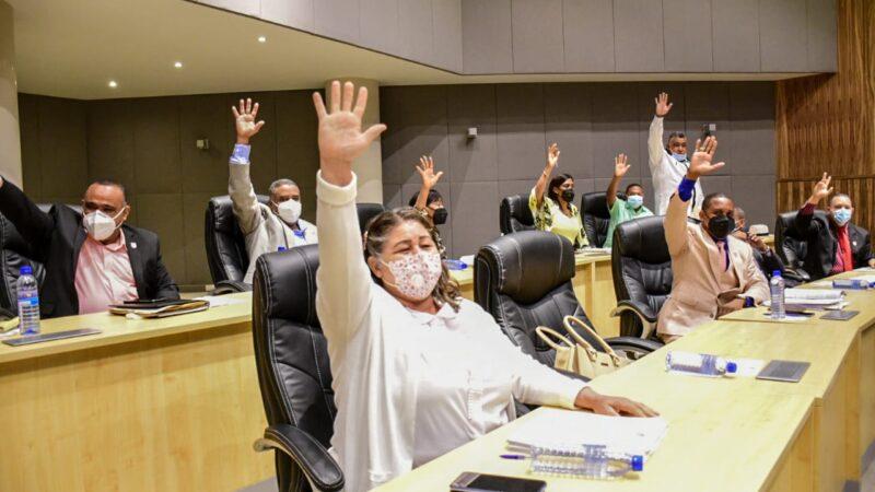 Concejo de Regidores de SDE eleva a Dirección el departamento de Cultura