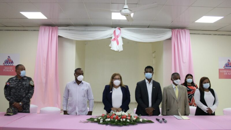 Salud Pública y Gobernación de Azua unen esfuerzos para contrarrestar rebrote de Covid-19
